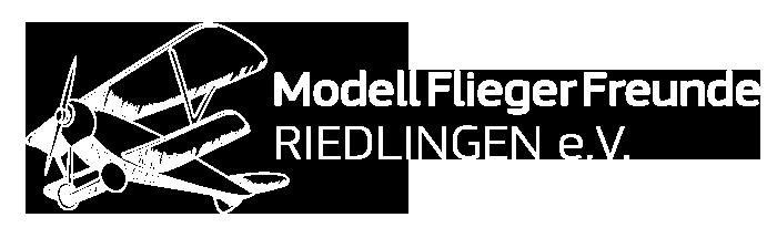 MODELLFLIEGERFREUNDE Riedlingen e.V. Logo